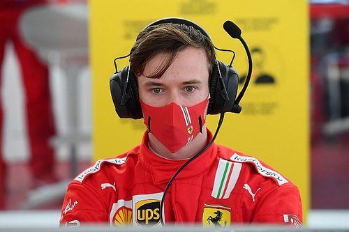 Ferrari'nin test pilotu Ilott, 2021'de GT programına sahip olacak