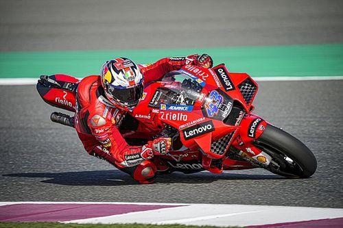 """Miller: """"A Losail io e Ducati non abbiamo l'obbligo di vincere"""""""