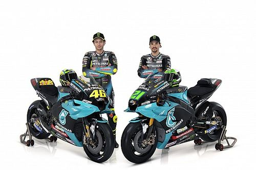 Rossi en Morbidelli gepresenteerd bij Petronas Yamaha SRT