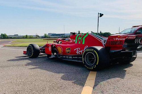 Ferrari начала новые тесты на машине 2018 года во Фьорано