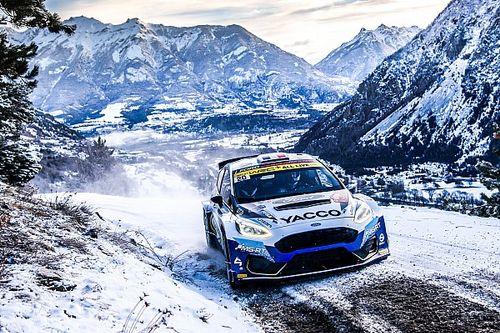 D'importants changements pour le Rallye Monte-Carlo 2022