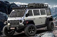 Jeep Wrangler Van: un 4x4 monovolumen para el fin del mundo