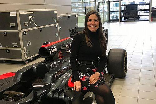 McLaren F1'deki Türk mühendis, bu hafta sonu F1 aracı hakkında konuşacak