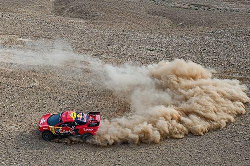 """Loeb : Le Dakar 2021 est """"une course de copilotes, pas de pilotes"""""""