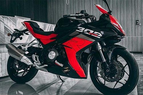 Benelli 302R, una nueva moto deportiva y muy barata