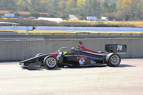 Barber Indy Lights: Malukas beats Lundqvist to win Race 2