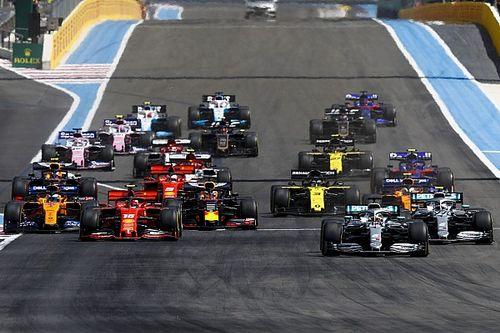 Formule 1 Grand Prix van Frankrijk: Tijden, welke tv-zender en meer
