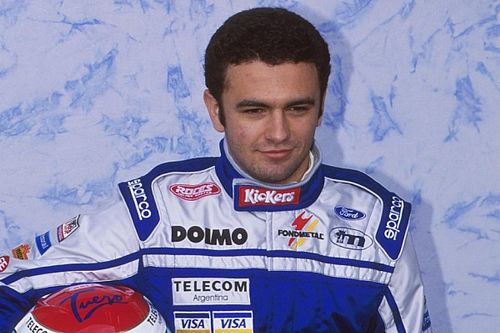 Former Minardi F1 driver Tuero injured in motorbike crash