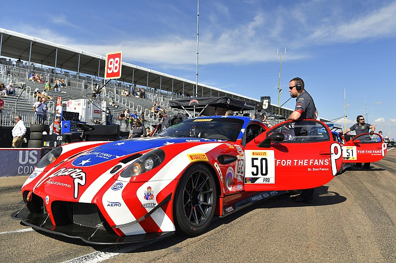 St Pete GT4 America: James scores last-gasp victory for Panoz