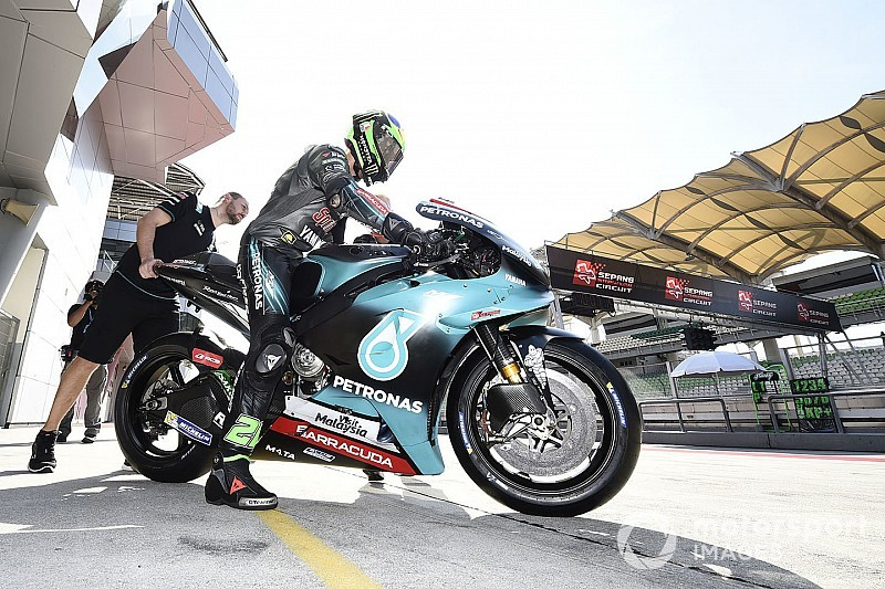 Photos - Les MotoGP reprennent la piste à Sepang
