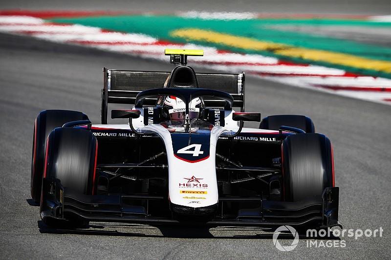 F2バルセロナ合同テスト:最終日総合タイム結果