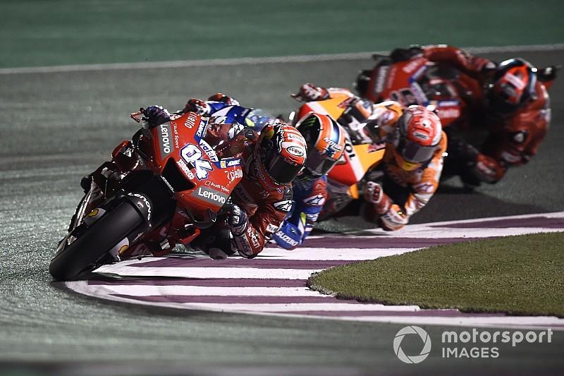 A Ducati szerint