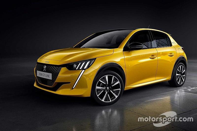 Презентовано абсолютно новий Peugeot 208