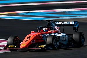 Verschoor sluit F3-test in Paul Ricard af met zesde tijd, Lundgaard P1