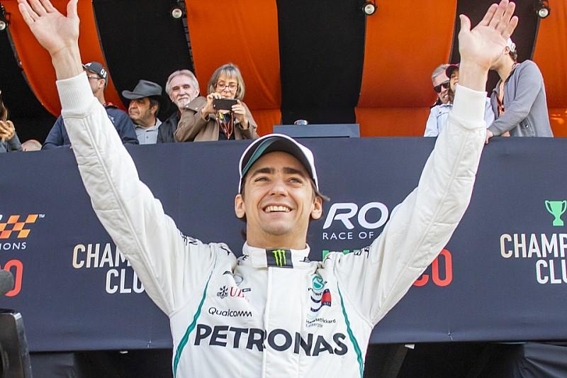 Esteban Gutiérrez nel 2019 continua come Development Driver della Mercedes F1
