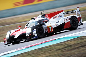 Shanghai WEC: Toyota stays on top in second practice