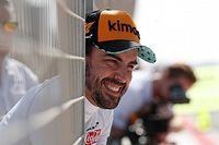 Alonso espère pouvoir aider les jeunes de l'académie Renault