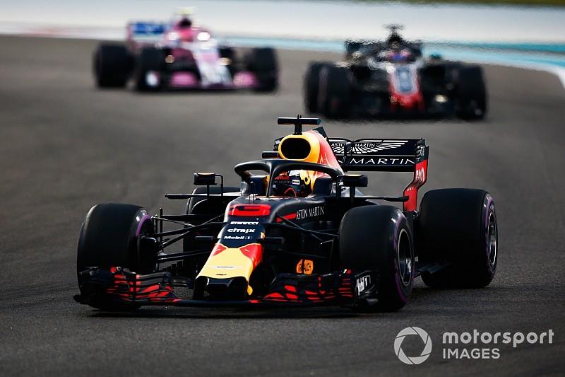 Ricciardo: Final de temporada da Red Bull foi