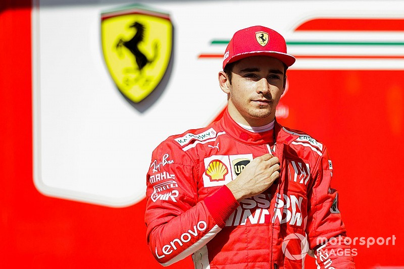 Баррікелло пояснив, що потрібно Леклеру для успішної кар'єри в Ferrari