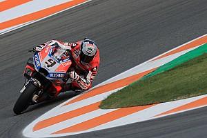 Petrucci si gode la Ducati ufficiale: