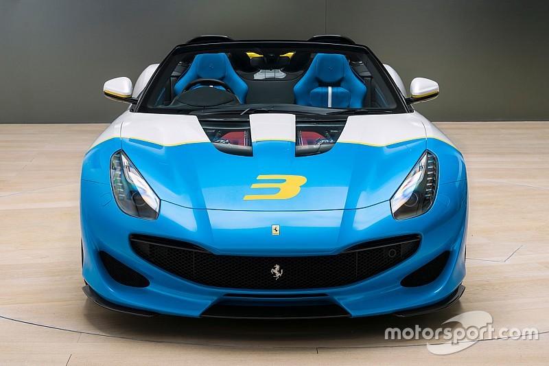 Fotogallery: ecco la Ferrari SP3JC, ultima one-off di Maranello