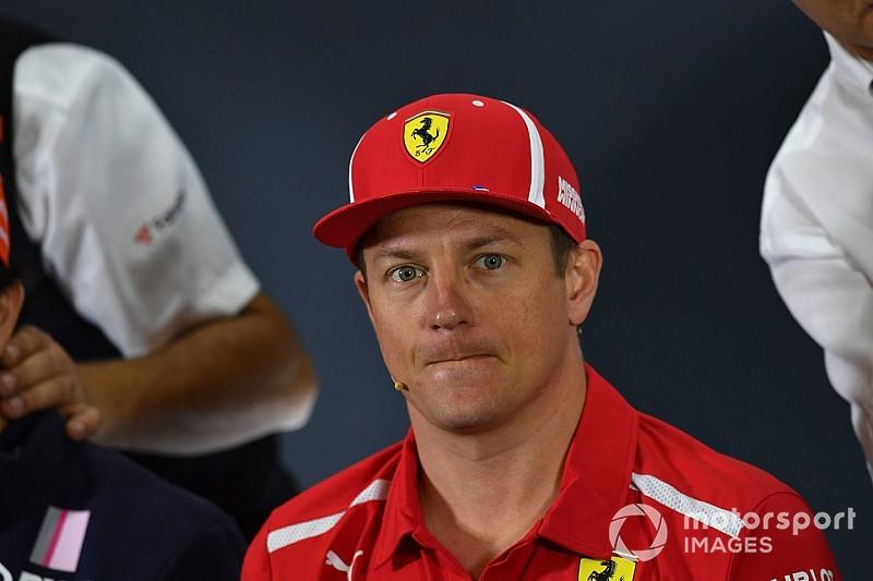 Raikkonen: Acımasız cezalar F1'deki