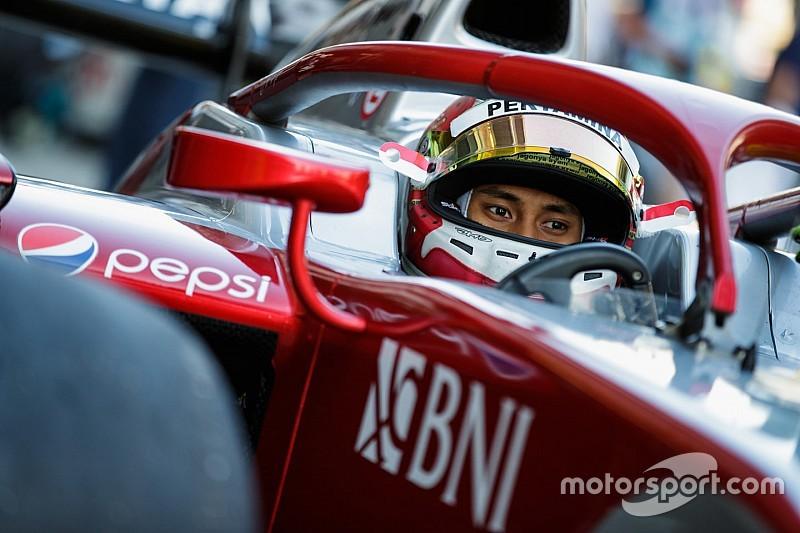 Gelael épaulera Schumacher chez Prema