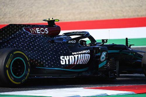 """Mercedes """"n'a pas l'intention d'abandonner l'écurie"""" à Ineos"""