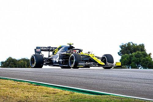 "Ocon ""happier"" with Renault in qualifying despite Q2 exit"