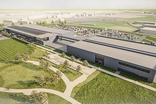 Новую фабрику Aston Martin построит McLaren. Но другой