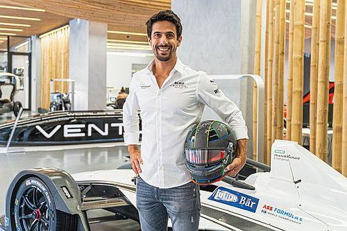 【フォーミュラE】ルーカス・ディ・グラッシ、2021-2022年シーズンはベンチュリに移籍。モルタラとのコンビに