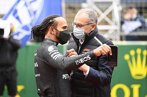F1: Domenicali se diz surpreso por Hamilton não ser o piloto mais popular da categoria