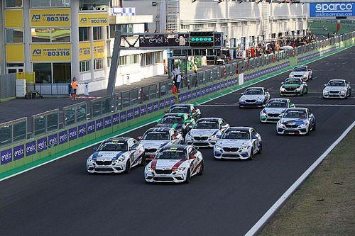 BMW M2 CS CUP: Vallelunga regno di Marcucci e Sandrucci