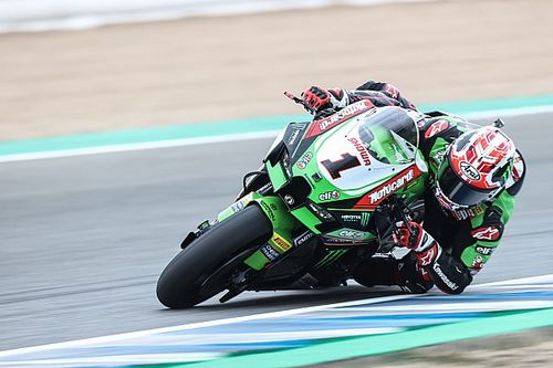 Jerez WSBK: Rea leads the way in Friday practice at Jerez