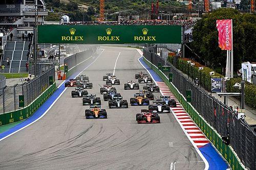 Russian Grand Prix Driver Ratings