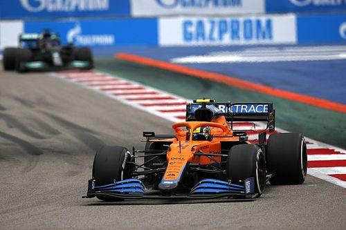 Surer: Norris nem Hamilton vagy Leclerc szintjén van