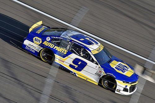 """Chase Elliott on his NASCAR playoff status: """"We'll be alright"""""""