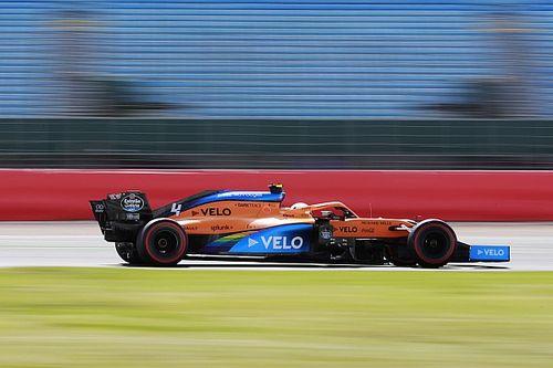 McLaren overweegt overstap naar autofilosofie met weinig 'rake'
