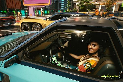 Mutatjuk az összes Cyberpunk 2077-ben szereplő autót