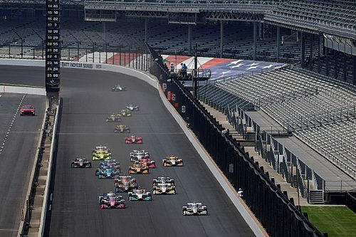 IMS will allow 10,000 fans each day of IndyCar's Harvest GP