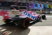 Volledige uitslag eerste training Grand Prix van Spanje F1