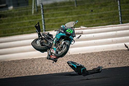 Red Bull Ring blijft hetzelfde na MotoGP-horrorcrash in 2020