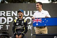 Vooruitgang Renault leidde tot frustratie over vertrek Ricciardo