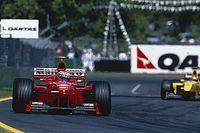 GP Australie 1999: Irvine gagne enfin avec Ferrari