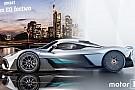 Autó Aston Martin Valkyrie vs. Mercedes-AMG Project One