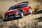 WRC Леб протестировал Citroen C3 WRC на гравии