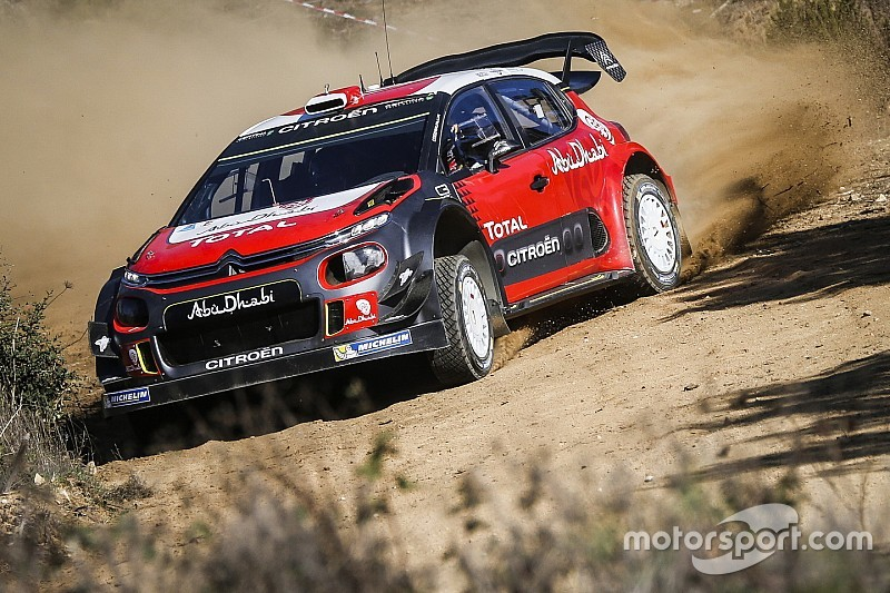 "Loeb insists ""nothing decided"" after Citroen gravel test"