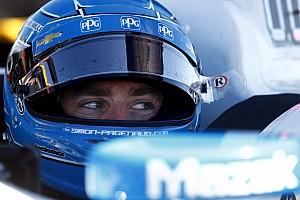 IndyCar Réactions La tâche de Pagenaud compliquée par des problèmes de freins