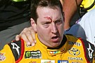Monster Energy NASCAR Cup Vechtpartij na de finish van NASCAR-race Las Vegas - video