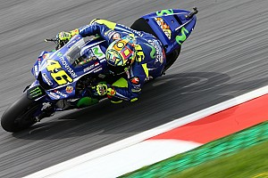 MotoGP 速報ニュース 【MotoGP】ロッシ、予選2セット目のタイヤは外れ? 決勝には自信